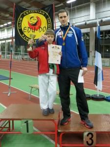 Edu-Do Cup 2013 medaliomanikud Karateklubist Falco